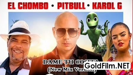 Pitbull x El Chombo x Karol G - Dame Tu Cosita feat Cutty Ranks (Prod. by Afro Bros)